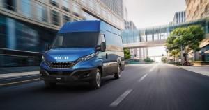 Nueva furgoneta Iveco Daily 2019