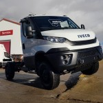 IVECO Daily 70S18H  WX, 4x4