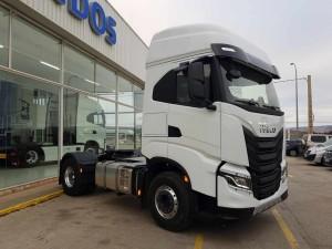 Nueva tractora IVECO S-WAY  X-WAY
