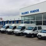 FANDOS RENT, nueva empresa de alquiler de furgonetas.