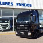 Entrega tractora de ocasión IVECO AS440S50TP en Onda, Castellón.