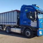 Entrega de cabeza tractora de ocasión en Zaragoza
