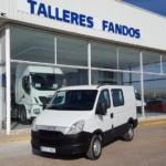 Entrega de furgoneta de ocasión para Pontevedra.