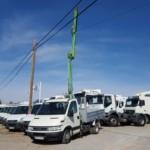 Entrega de furgoneta de ocasión para Huesca.