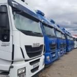 Nueva entrada en el stock 30 tractoras IVECO Hi Way