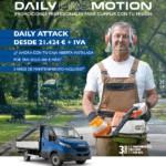 Ante las dificultades… ¡Attack! Nuevo Chasis IVECO Daily Attack desde 21.424 €
