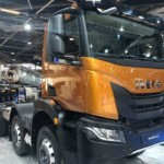 IVECO X-WAY con la nueva cabina S-WAY.