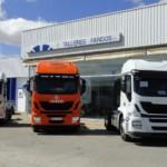 Iveco, líder del mercado español en la primera mitad del año.