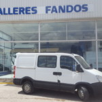 Entrega de furgón IVECO, para Requena, Valencia.