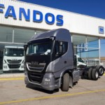 Entrada en stock nuevo IVECO AS260S46Y/PS. 6×2