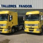 Nueva entrada en stock 2 Renault Premium