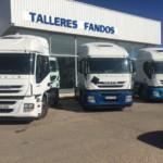 Entrega de 3 tractoras IVECO AT440S45TP para Andalucía.