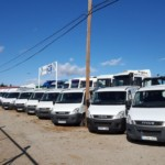Disponemos de más de 60 vehículos ligeros en stock.