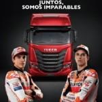 IVECO y el equipo Repsol Honda Team de MotoGP unen sus fuerzas para las dos próximas temporadas.