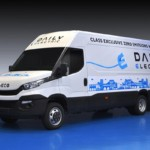 The New IVECO Daily Electric