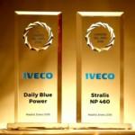 IVECO ha arrasado en los Premios Nacionales del Transporte 2018.