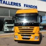 Entrega de tractora IVECO AS440S50TP para Castellón.