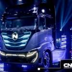 Nuevo camion NIKOLA-IVECO cero emisiones.