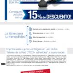 Oferta: 15% de descuento en la llave de Descarga DLK Pro